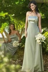 3xs Bridesmaid Dresses,  matching bolero, Designer Raylia (Helena) Aqua