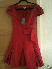 Pink Karen Millen Dress Size 10