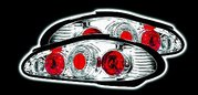 Ultra Auto Design Hyundai Coupe Mk 1 Chrome Lexus Tail Lights Hy58L69