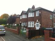 3 bedroom semi-detached house on alexandra road south,  whalley range
