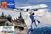 Indonesia Domestic flight ticket