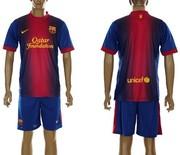 Equipacion más barato barcelona camiseta 2012-2013