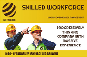 Labor company urgently looking for skilled construction professionals