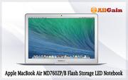 Buy Apple MacBook Air MD760ZP/B Flash Storage LED Notebook