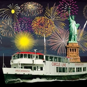 New York New Year's Eve Fireworks Cruise - Adult