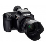 Buy Pentax 645D DSLR Camera With DA-55mm Lens | AllGain Uk