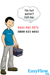 EasyFlow - Hot Water Heater Repairs UK