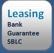 FINANCIAL INSTRUMENT such as BG/SBLC specificially for LEASE