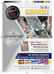 Clearance Stock Wholesale Suppliers UK Offering Discounted Pound Shop