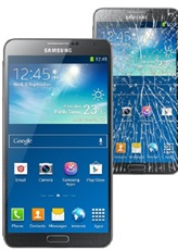 Samsung screen repairs in UK, London