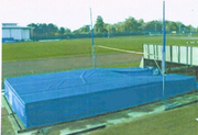 POLE VAULT LANDING AREA AT £6691.50