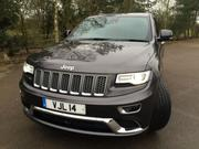 JEEP CHEROKEE 2015 Jeep Grand Cherokee 3.0 CRD Summit 5dr - Auto