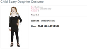 Get The Best Halloween Children Costumes For Kids in Manchester