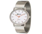 Buy Ravel Silver Stainless Steel Bracelet Watch