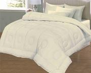 Pure Egyptian Cotton Percale Premium Collection Duvet - Cream