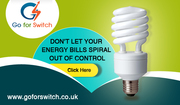 Find Cheapest Economical Energy Tariff with GoforSwitch.co.uk