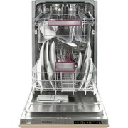 Make aerodynamic look within kitchen by installing slimline dishwasher