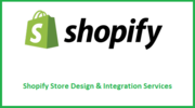 Shopify Store Design Services