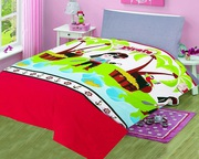Buy Cot Bed Duvet Cover with Pillowcase - Pirate's Adventures