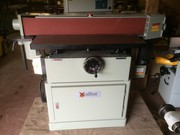 Linisher sander Oscillating 39inch wide Inc Belt and Bobbin sander