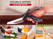 clever cutter knife
