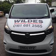 Wildes Domestic Appliances,  Spares & Repairs