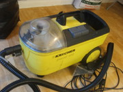 Karcher Puzzi 100 carpet/upholstery cleaner