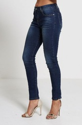 Simply Chic Skinny Denim Jeans