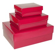 Rectangle Gift Boxes UK with Lids