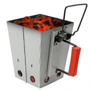 Buy Amos Charcoal Chimney Starter (COLLAPSIBLE) 3.2kg
