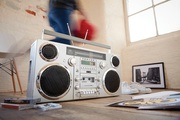 Brooklyn Boombox Fully Portable Music System from GPO