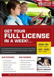 Accomplishing your driving goals through affordable means!