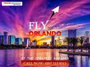 Flights to Orlando from Manchester Today £312