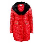 Women's True Face Padded Coat