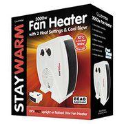 Lloytron Staywarm 3kw Upright & Flatbed Heater