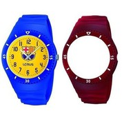 Buy Kids Watch Online | Lorus Childrens Rubber Strap Watch RRX25DX9