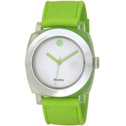 Henley Ladies Stylish Polished Transparent PVC Watch H0866.11