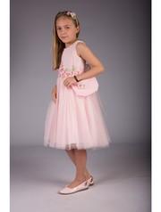 Flower girl dresses- pink or royal blue?