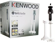 Kenwood Triblade Hand Blender 2 Speed 700w HB711