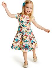 Underlying principles for girls dresses