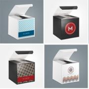 Jar Candle Boxes Printing