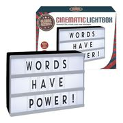 Cinematic LED Light box with 120 Characters Number and Symbols 54590