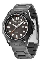 Police Men's Protector Grey Plastic Strap Watch PL.13939JSB/61