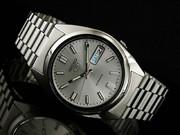 Seiko Men's 5 Automatic Watch SNXS73