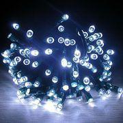 50 Multi Function Batt op Christmas Light with Timer