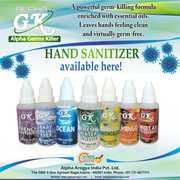 COVID-19 Alpha GK Hand Sanitizer Gel Benfits