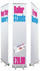 Roller Banner Stands for Effective Brand Advertising
