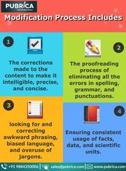 Scientific Manuscript Paper Editing and Proofreading Service - Pubrica