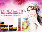 Wholesale Home Accessories -  Homely Scented fragrance & Candles in UK