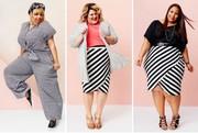 Plus Size Womens' Clothing